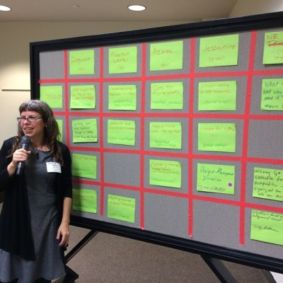 Facilitating the 2014 NCTech4Good Unconference