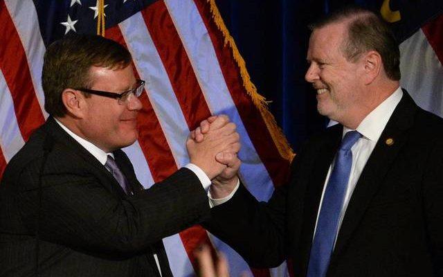 Republcan NC GA leaders Moore & Berger