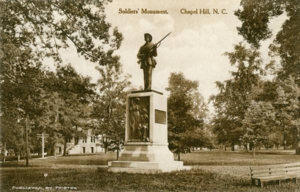 Silent Sam, 1913