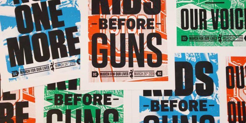 """Kids Before Guns"""