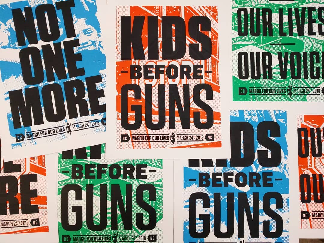 """Kids Before Guns"""